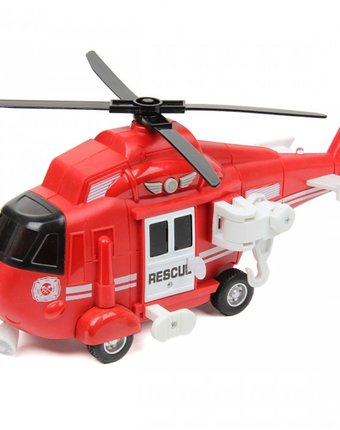 Drift Вертолет fire and rescque helicopter 1:16