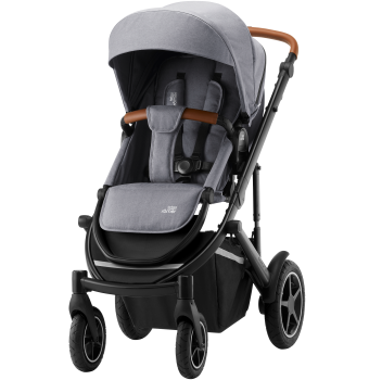 Прогулочная коляска Britax Roemer SMILE III Frost Grey