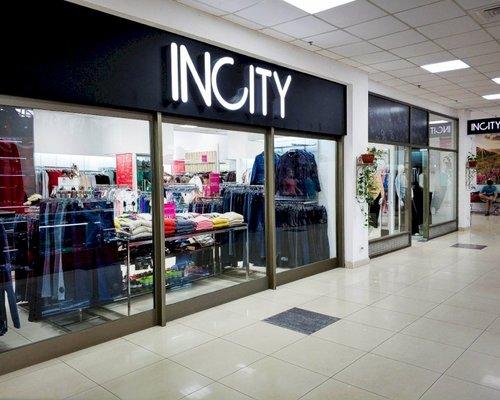 Магазин Incity Официальный Сайт Москва
