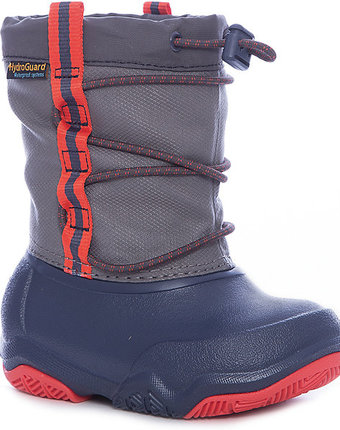 Сноубутсы CROCS Swiftwater Waterproof Boot K