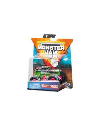 Мини-машинка Spin Master Monster Jam Grave Digger