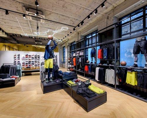 Магазины Со Спортивной Одеждой В Москве