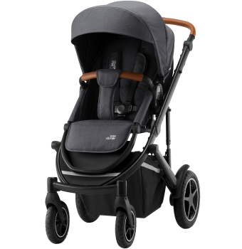 Прогулочная коляска Britax Roemer SMILE III Midnight Grey